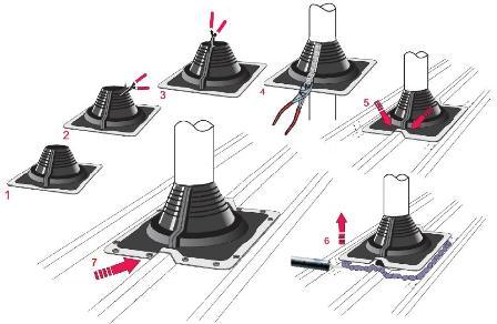 Aquadapt installation instructions